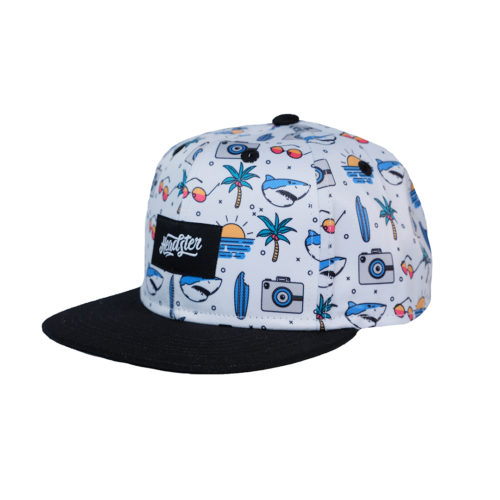 HEADSTER KIDS BEACH MIX CAP - KIDS CURATED APPAREL