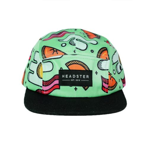 HEADSTER KIDS BRUNCH CAP -KIDS CURATED APPAREL