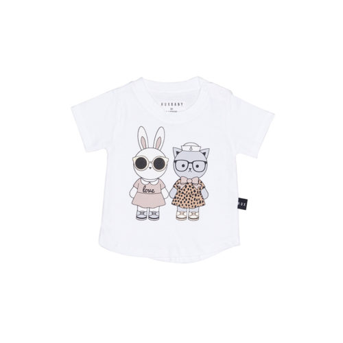 Huxbaby Friends Tee - Kids Curated Apparel