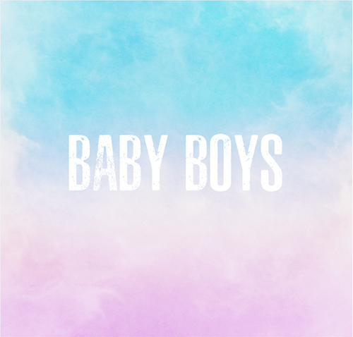 KCA BABY BOYS V2 Menu Square