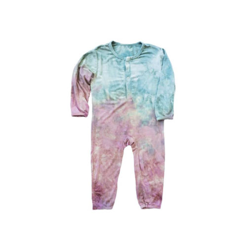 LITTLE MOON SOCIETY BLOSSOM ANDERSON ONESIE - KIDS CURATED APPAREL