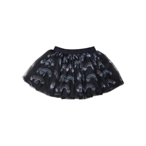 HUXBABY RAINBOW TULLE SKIRT - KIDS CURATED APPAREL
