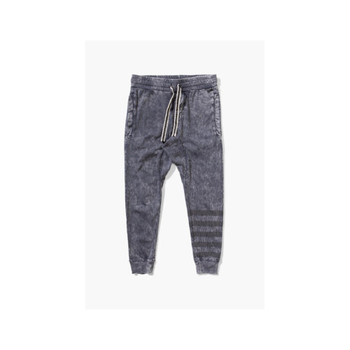 MUNSTER KIDS WASHED MIDNIGHT CRYSTAL PANTS - KIDS CURATED APPAREL
