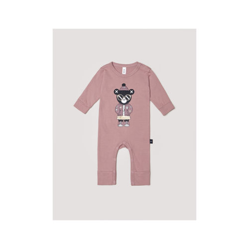 HUXBABY BERRY ROMPER - KIDS CURATED APPAREL