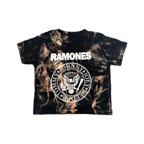NUE COLLECTION RAMONES TEE - KIDS CURATED APPAREL