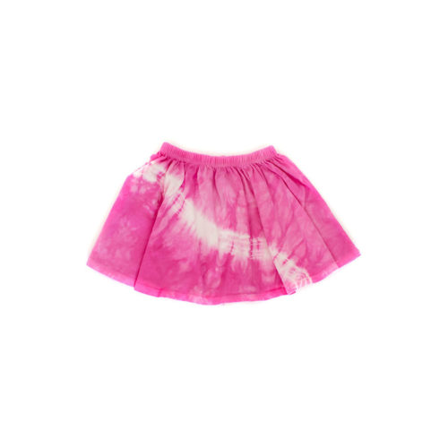 LITTLE MOON SOCIETY PINK LIGHTNING WILLA SKIRT - KIDS CURATED APPAREL