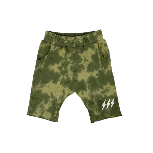 TINY WHALES NATURAL BORN CHILLER SHORTS - KIDS CURATED APPAREL