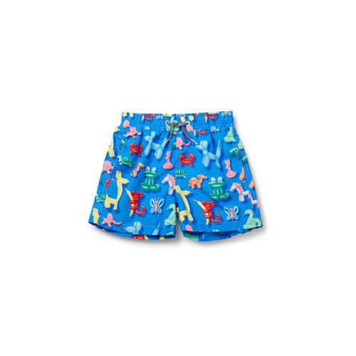 BOARDIES BALLOON ANIMAL SWIM SHORTS - KIDS CURATED APPAREL
