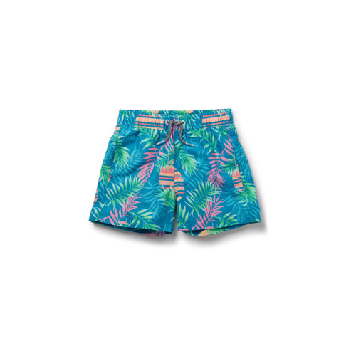 BOARDIES KIDS RISING PALM SWIM SHORTS - KIDS CURATED APPAREL