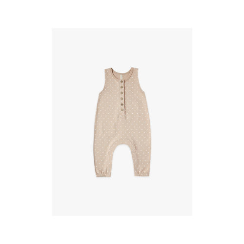 QUINCY MAE PETAL SLEEVELESS JUMPSUIT - KIDS CURATED APPAREL