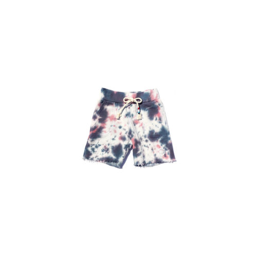SOL ANGELES MARBLE TIE DYE SHORTS - KIDS CURATED APPAREL