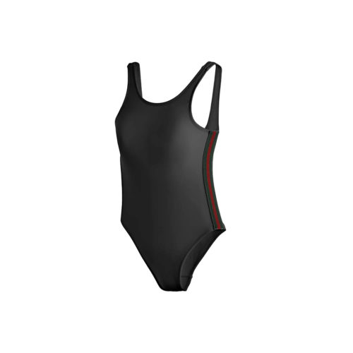 STELLA COVE BLACK TAKN SWIMSUIT - KIDS CURATED APPAREL