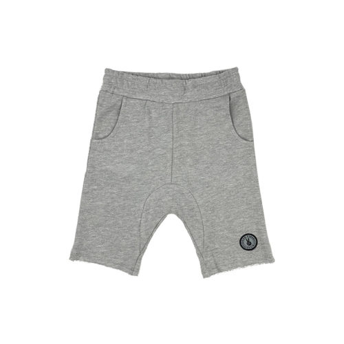 TINY WHALES GOOD VIBES CLUB SHORTS - KIDS CURATED APPAREL
