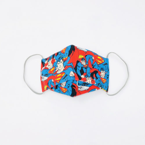 MD SUPERMAN MASK - KIDS CURATED APPAREL