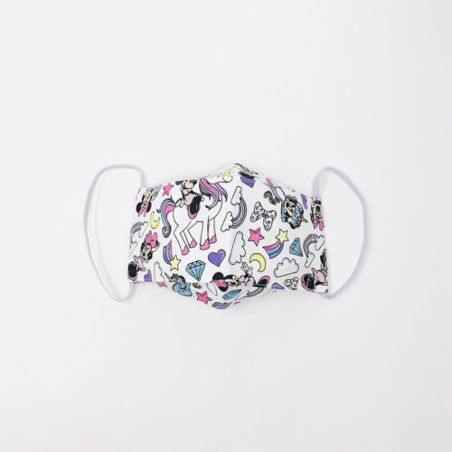 MD MINNIE MOUSE MASK - KIDS CURATED APPAREL
