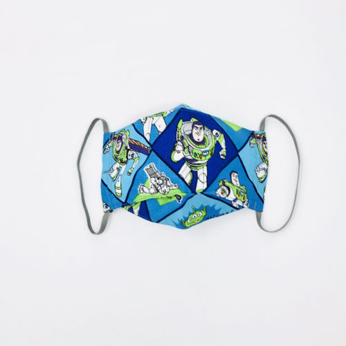 MD TOY STORY MASK - KIDS CURATED APPAREL