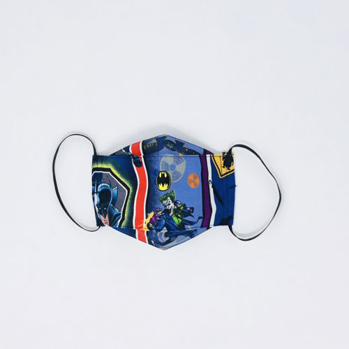MD BATMAN AND FRIENDS MASK - KIDS CURATED APPAREL