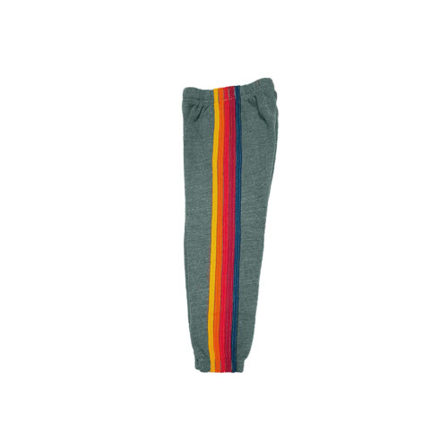 AVIATOR NATION 5 STRIPE SWEATPANTS - KIDS CURATED APPAREL