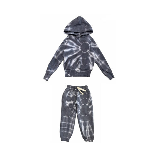 CALIFORNIAN VINTAGE STORMY TIE DYE SET - KIDS CURATED APPAREL
