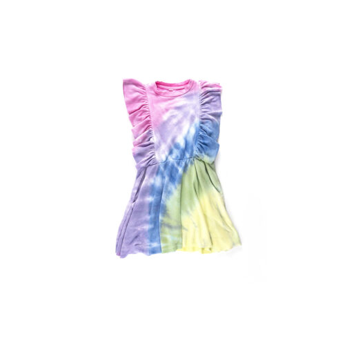 FAIRWELL MERMAID DARLING DRESS - KIDS CURATED APPAREL