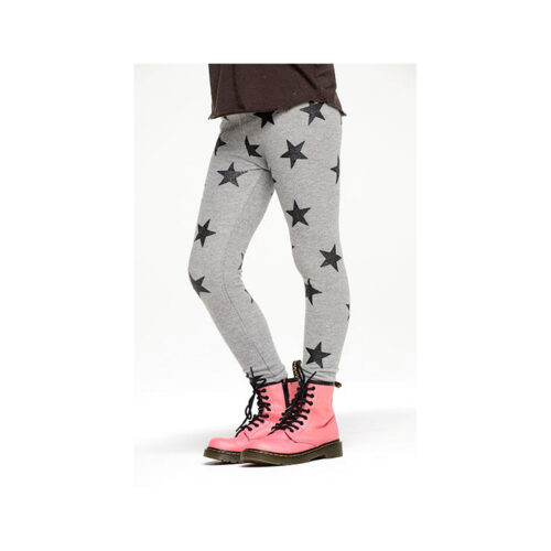CHASER KIDS STAR LEGGINGS - KIDS CURATED APPAREL