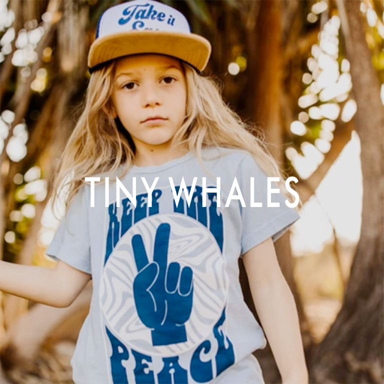 SHOP TINY WHALES | KIDS CURATED APPAREL