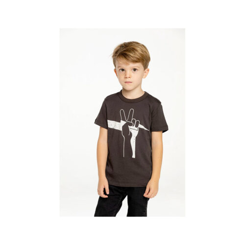 CHASER KIDS PEACE BOLT TEE - KIDS CURATED APPAREL