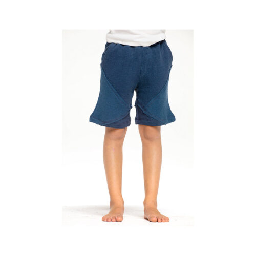 CHASER KIDS LINEN/FRENCH TERRY SHORTS - KIDS CURATED APPAREL