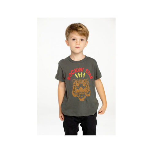 CHASER KIDS ROCKIN' STAR TEE - KIDS CURATED APPAREL