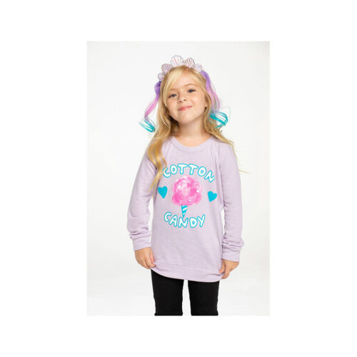 CHASER KIDS COTTON CANDY LONG SLEEVE TEE - KIDS CURATED APPAREL