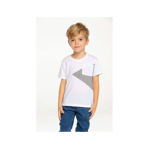 CHASER KIDS POCKET TEE - KIDS CURATED APPAREL