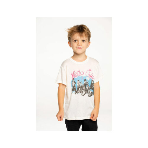 CHASER KIDS MOTLEY CREW GIRLS GIRLS GIRLS TEE - KIDS CURATED APPAREL