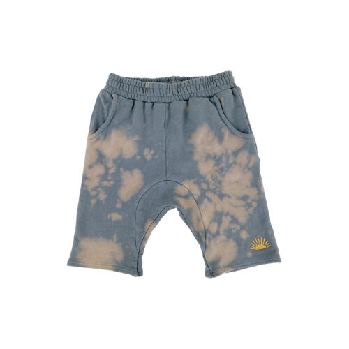 TINY WHALES MOJAVE COZY SHORTS - KIDS CURATED APPAREL