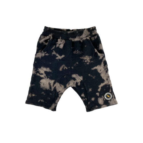 TINY WHALES CANYON COZY SHORTS - KIDS CURATED APPAREL