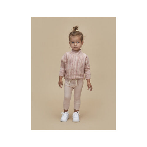 HUXBABY ROSE TERRY SWEATSUIT - KIDS CURATED APPAREL