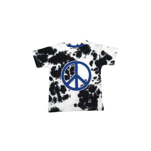 MISH MISH PEACE TEE - KIDS CURATED APPAREL