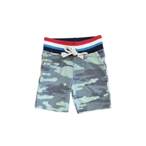 SOL ANGELES CAMO SHORTS - KIDS CURATED APPAREL