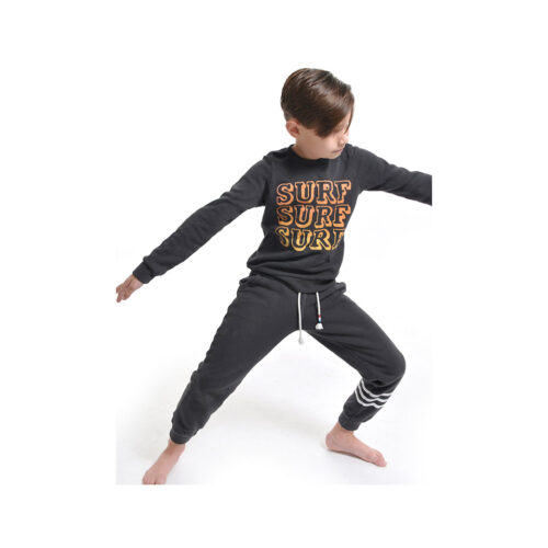 SOL ANGELES SURF PULLOVER - KIDS CURATED APPAREL