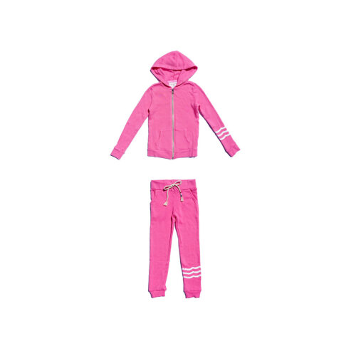 SOL ANGELES TAFFY ESSENTIAL SWEATSUIT - KIDS CURATED APPAREL
