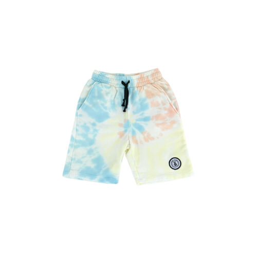 TINY WHALES SHAVED ICE SWEAT SHORTS - KIDS CURATED APPAREL