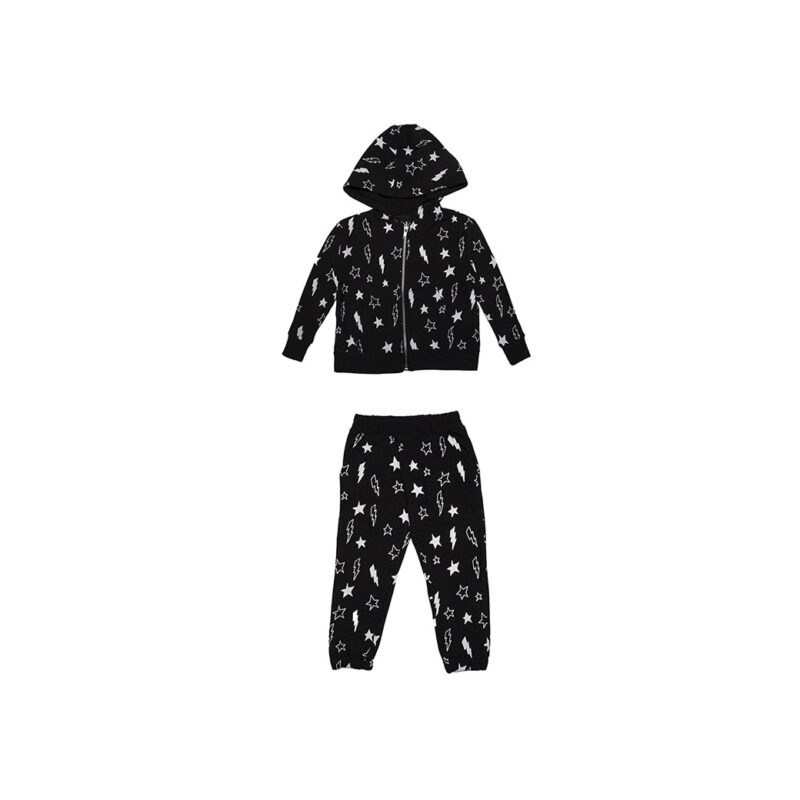CHASER KIDS STARS AND BOLTS SET - KIDS CURATED APPAREL