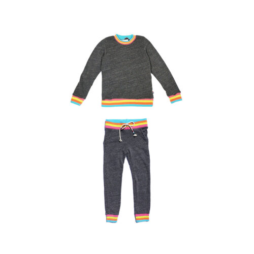 SOL ANGELES NEON HEATHER SET - KIDS CURATED APPAREL