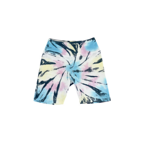 TINY WHALES SUMMER NIGHT BIKE SHORTS - KIDS CURATED APPAREL