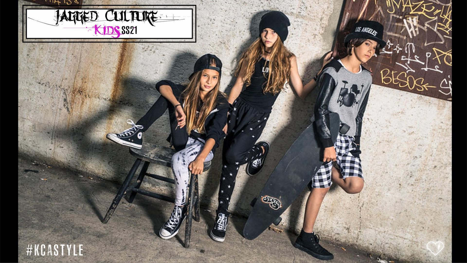 Shop Jagged Culture Kids | Kids Curated Apparel